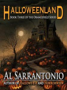 halloween book al sarrantonio halloweenland