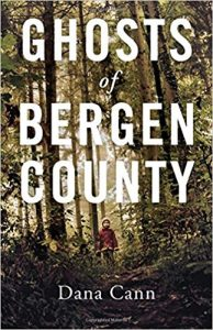 halloween book dana cann ghosts of bergen county