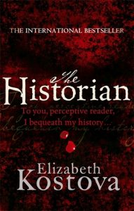 halloween book elizabeth kostova the historian