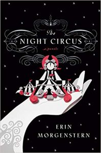 halloween book erin morgenstern night circus