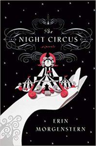 halloween book erin morgenstern night circus