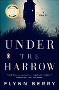 halloween book flynn berry under the harrow