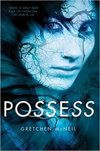 halloween book gretchen mcneil possess