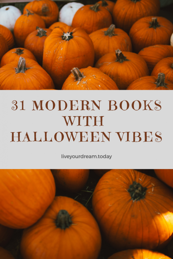 scary Halloween books