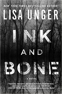 halloween book lisa unger ink and bone