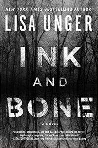halloween book lisa unger ink and bone