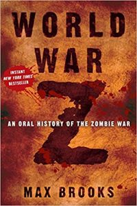 halloween book max brooks world war z