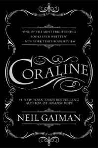 halloween book neil gaiman coraline