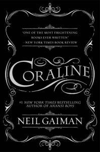 halloween book neil gaiman coraline