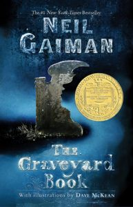 halloween book neil gaiman the graveyard