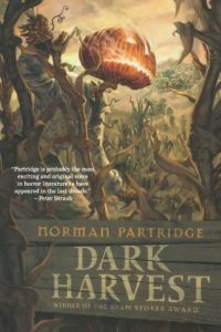 halloween book norman partridge dark harvest