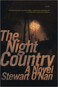 halloween book stewart onan night country