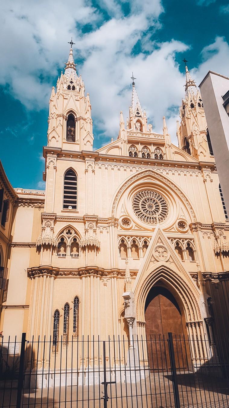 Malaga architecture