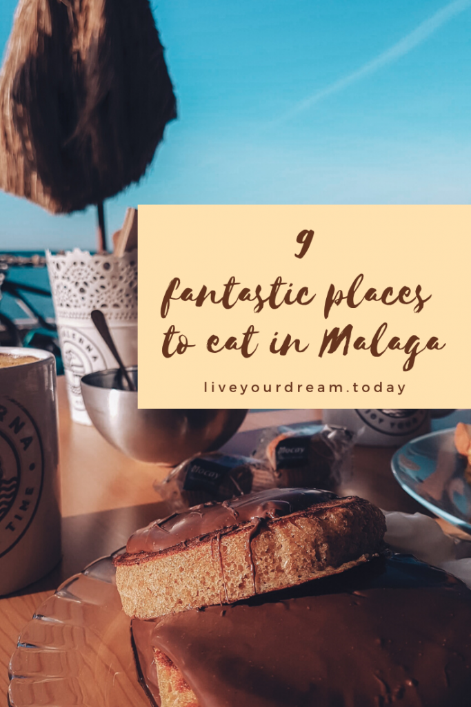 9 Fantastic places to eat in Malaga