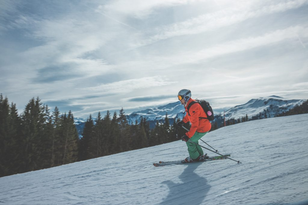 skiing in sierra nevada malaga winter sports spain