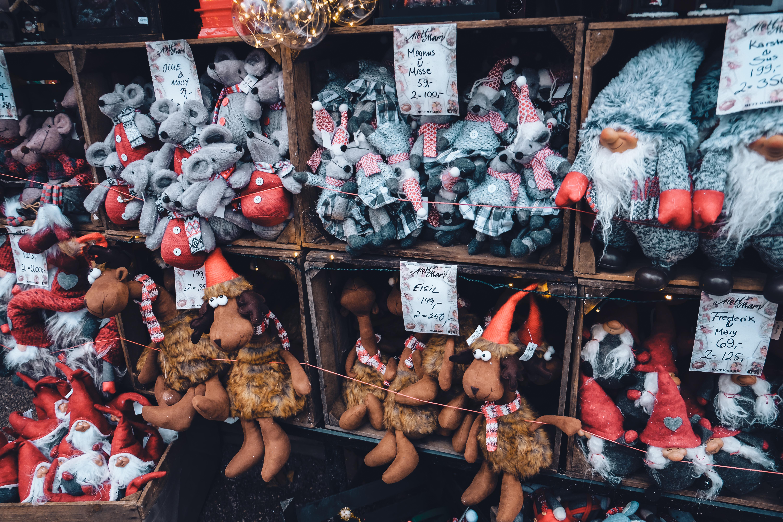 christmas market copenhagen toys