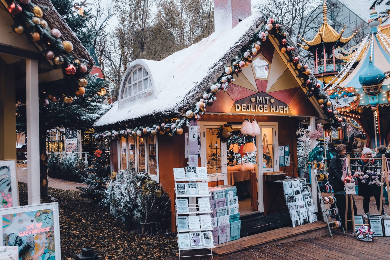 Best Christmas markets in Copenhagen