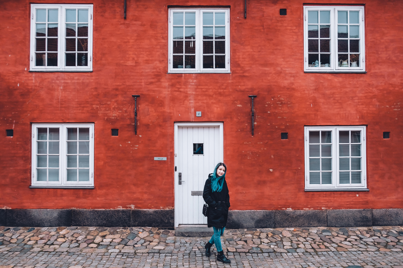 kastellet copenhagen red house