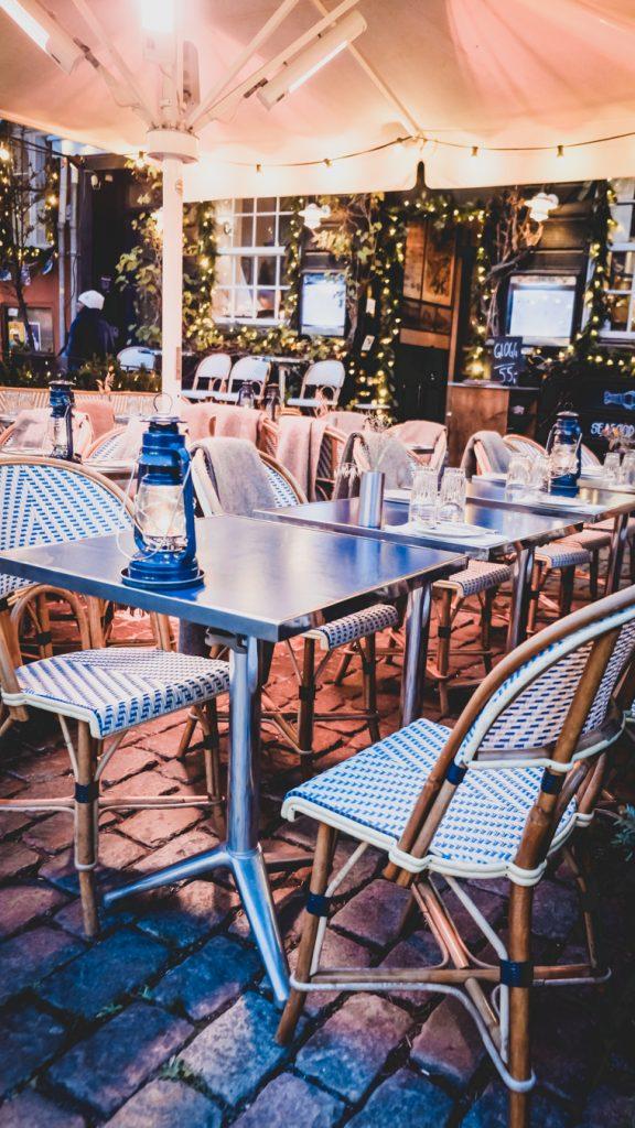 nyhavn copenhagen cafe hygge atmosphere