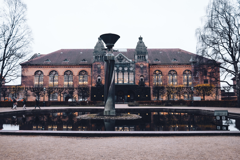 royal library garden denmark