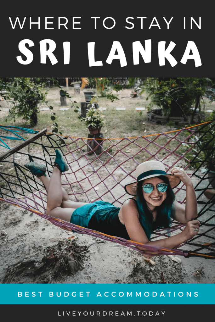 where to stay in sri lanka best accommodations