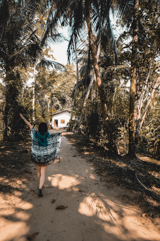 staying in a beautiful jungle sri lanka homestay