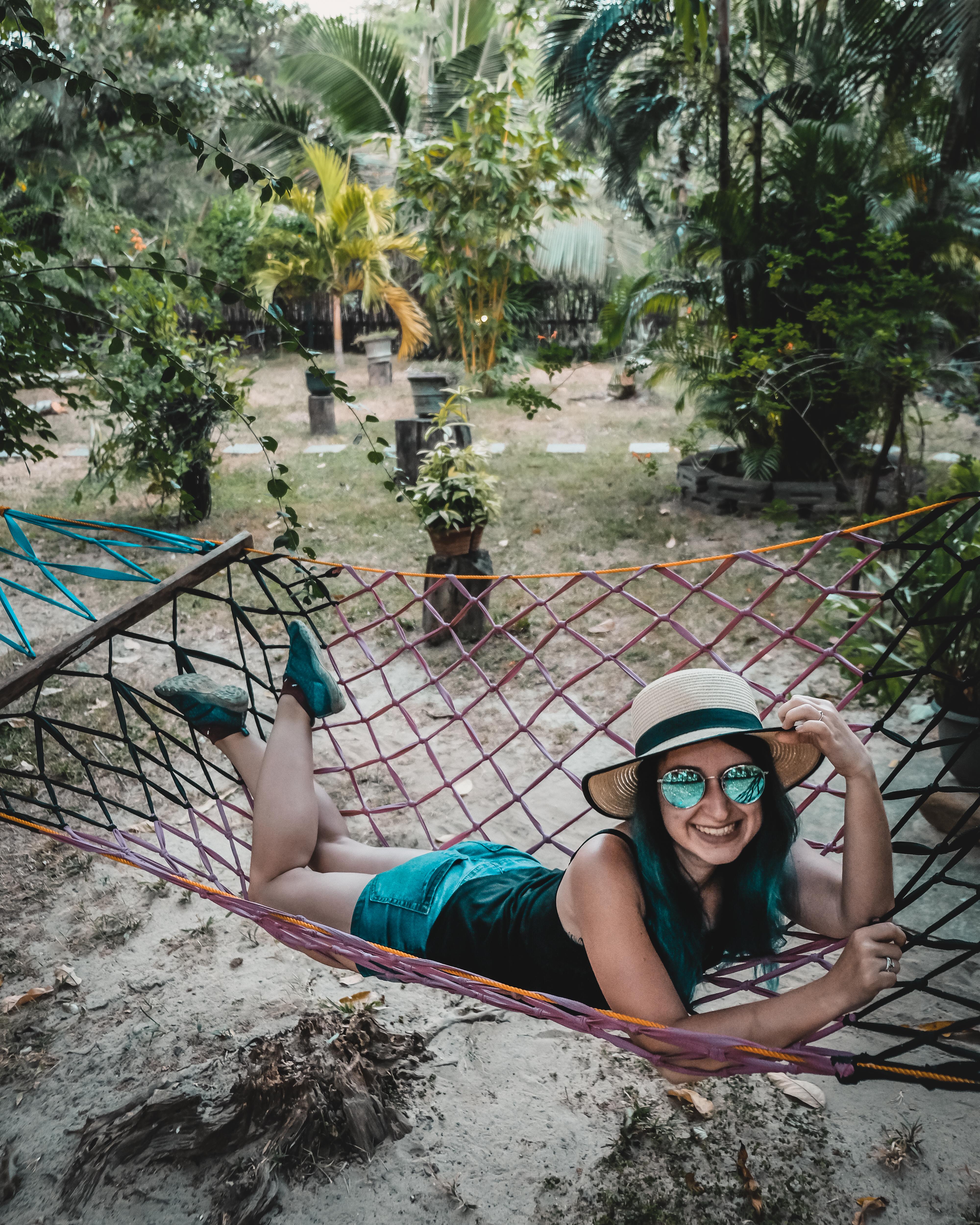 hammock in talalla garden