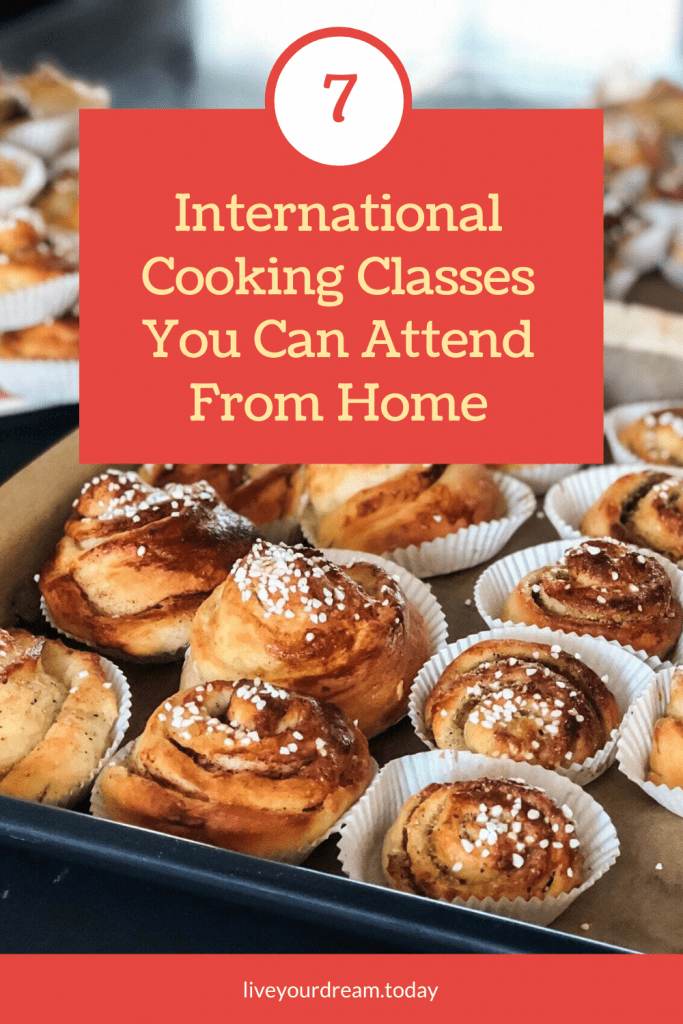 international cooking classes