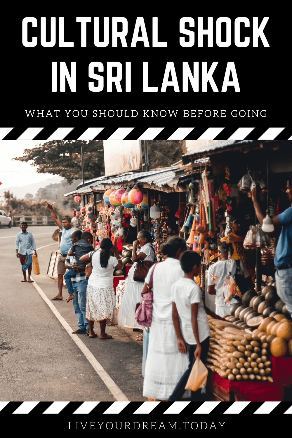 cultural shock in sri lanka
