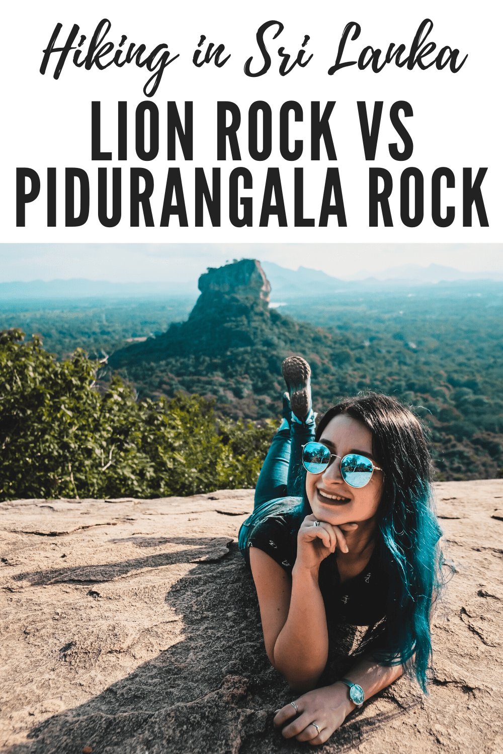 pin hiking in sri lanka live your dream today