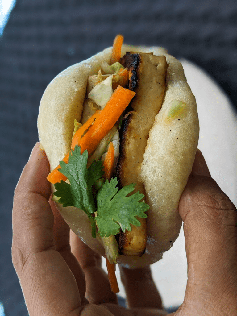 learn how to make a chinese bun