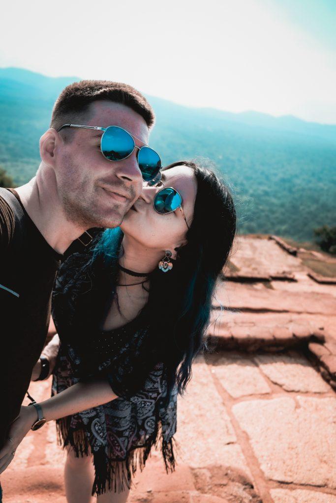 hiking in sri lanka together