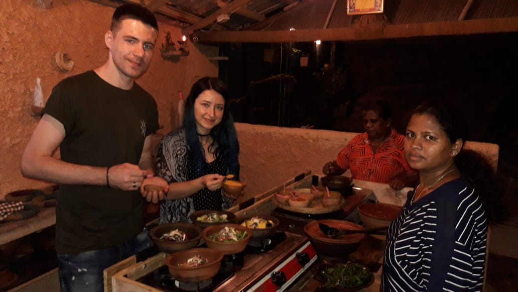 cooking class in sri lanka