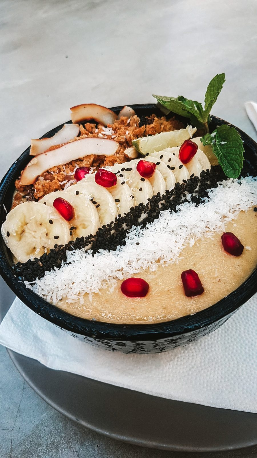 smoothie bowl sri lanka