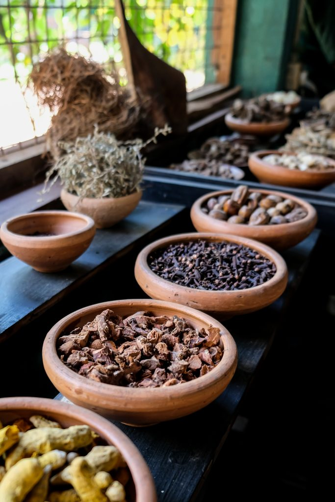 spices in sri lankan cuisine