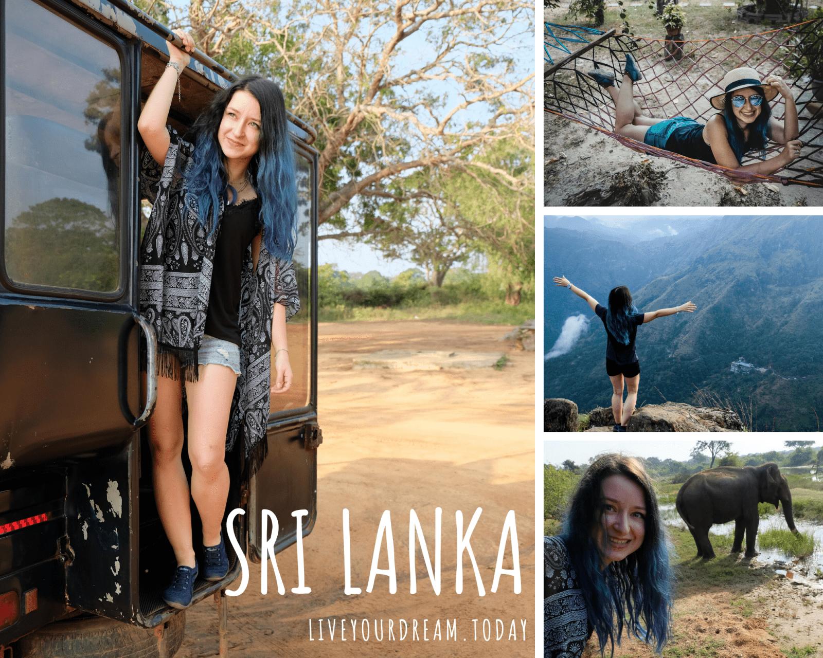 sri lanka round up live your dream
