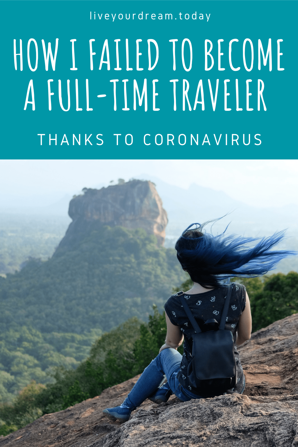 how i failed to become a full-time traveler