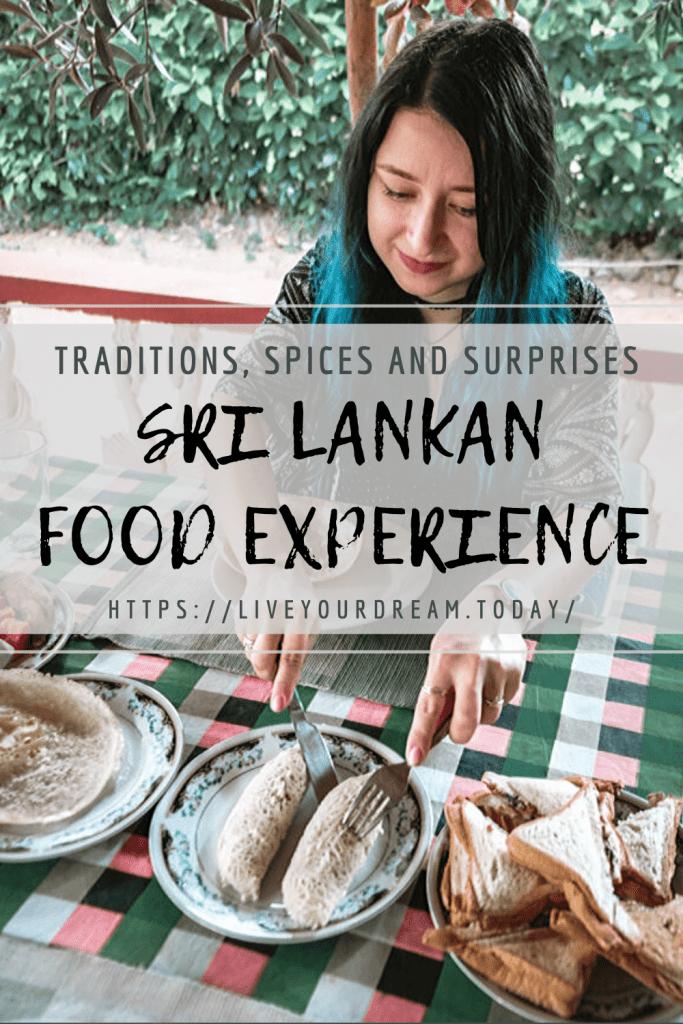 food guide in sri lanka