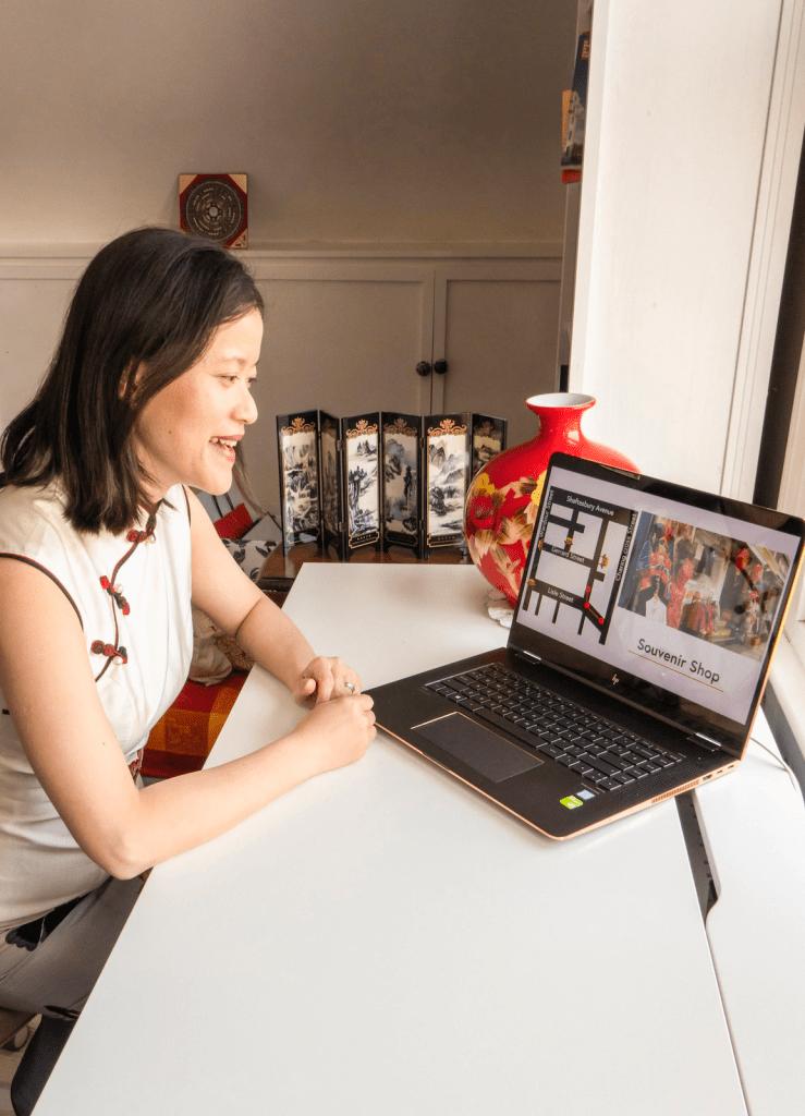 chinatown london cultural walk online journey