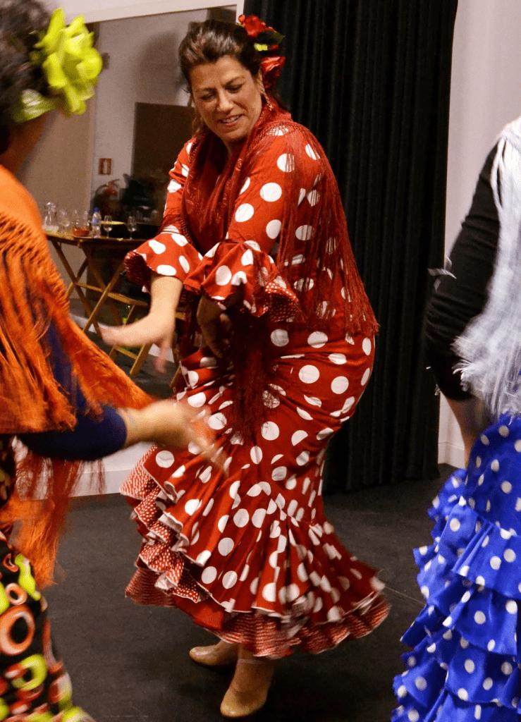 flamenco online masterclass spain