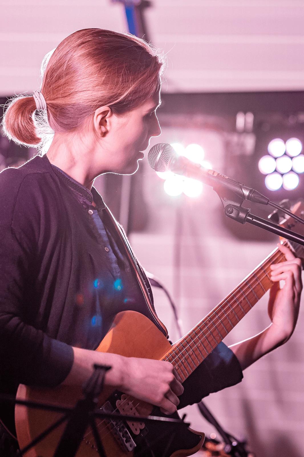 iceland guitar concert online