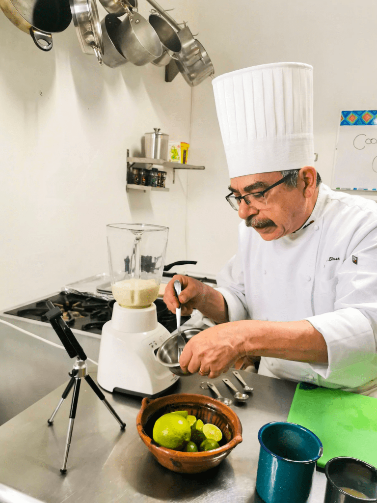mexican sweets cooking class online experience