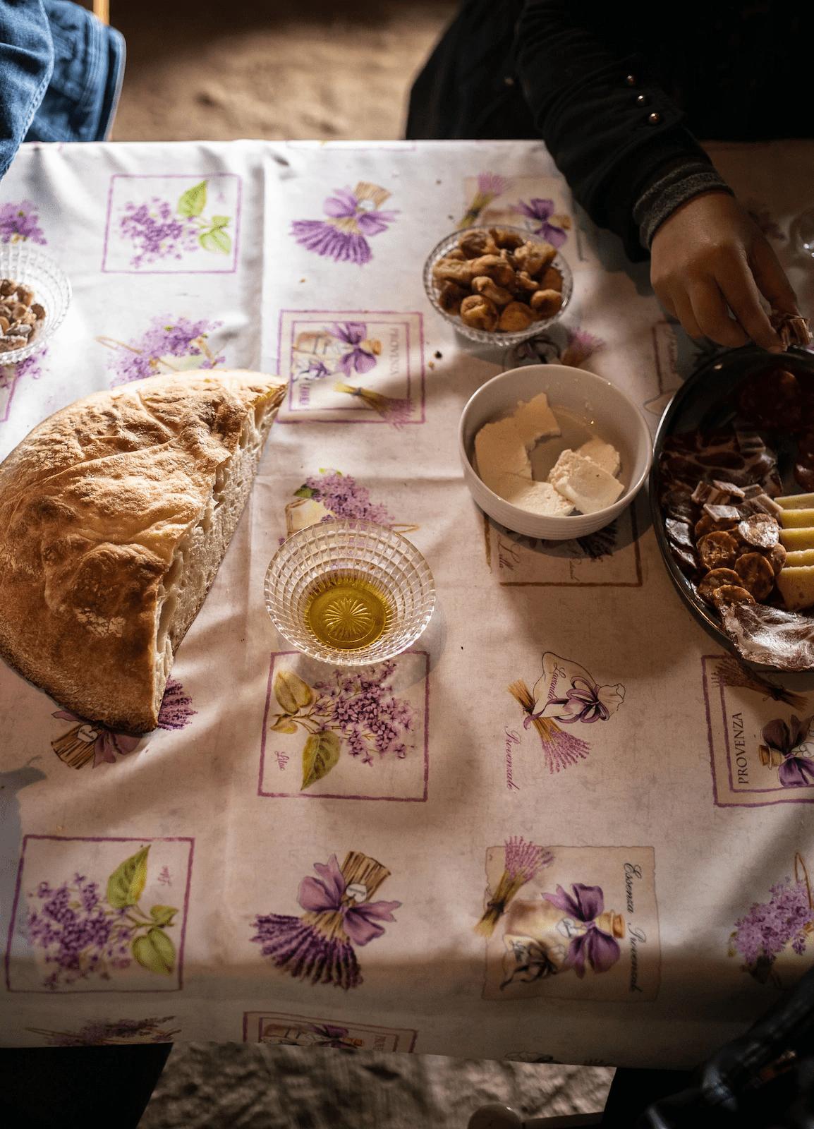 oil mediterranean cooking class online