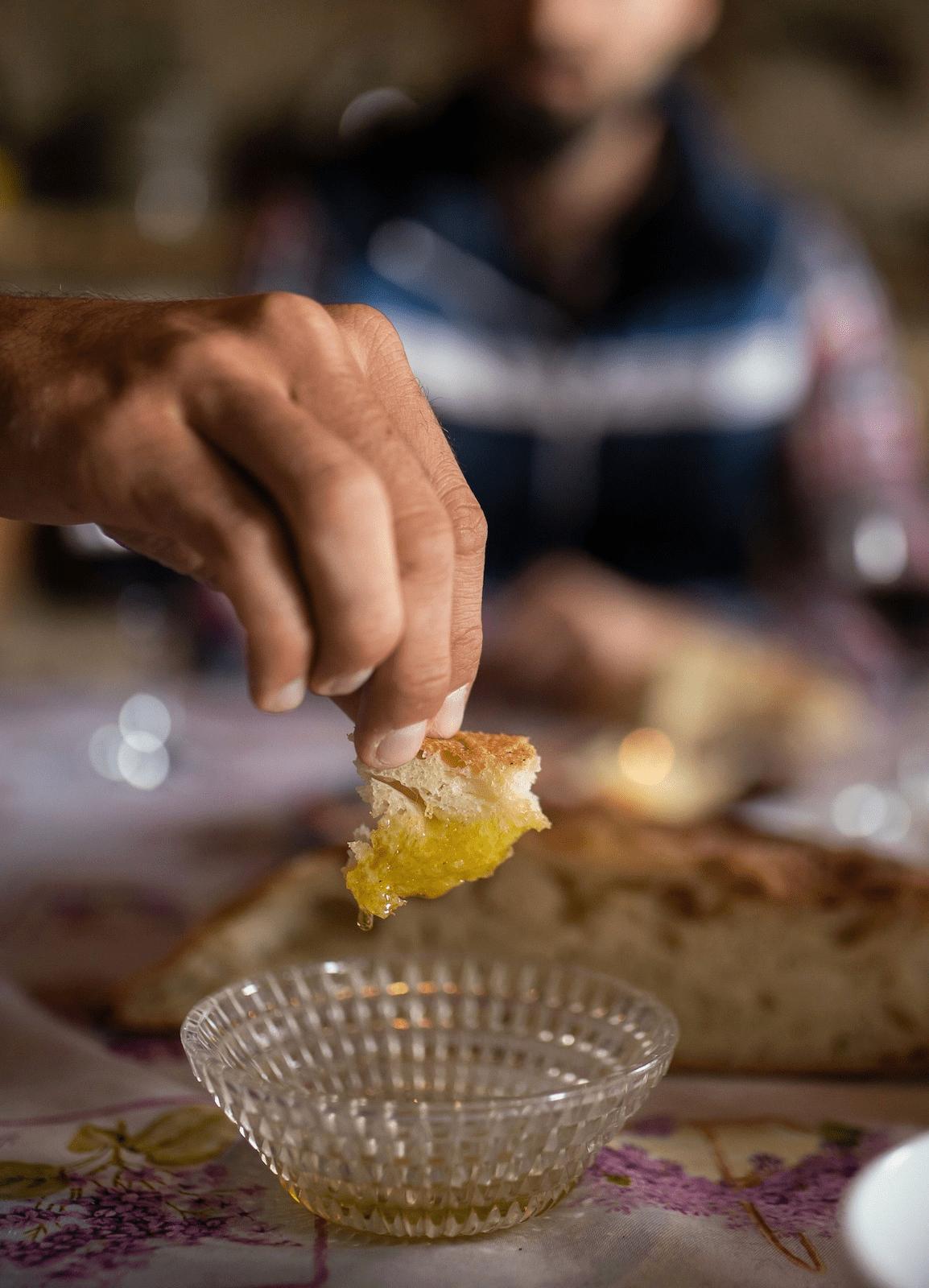 oil Mediterranean cooking class