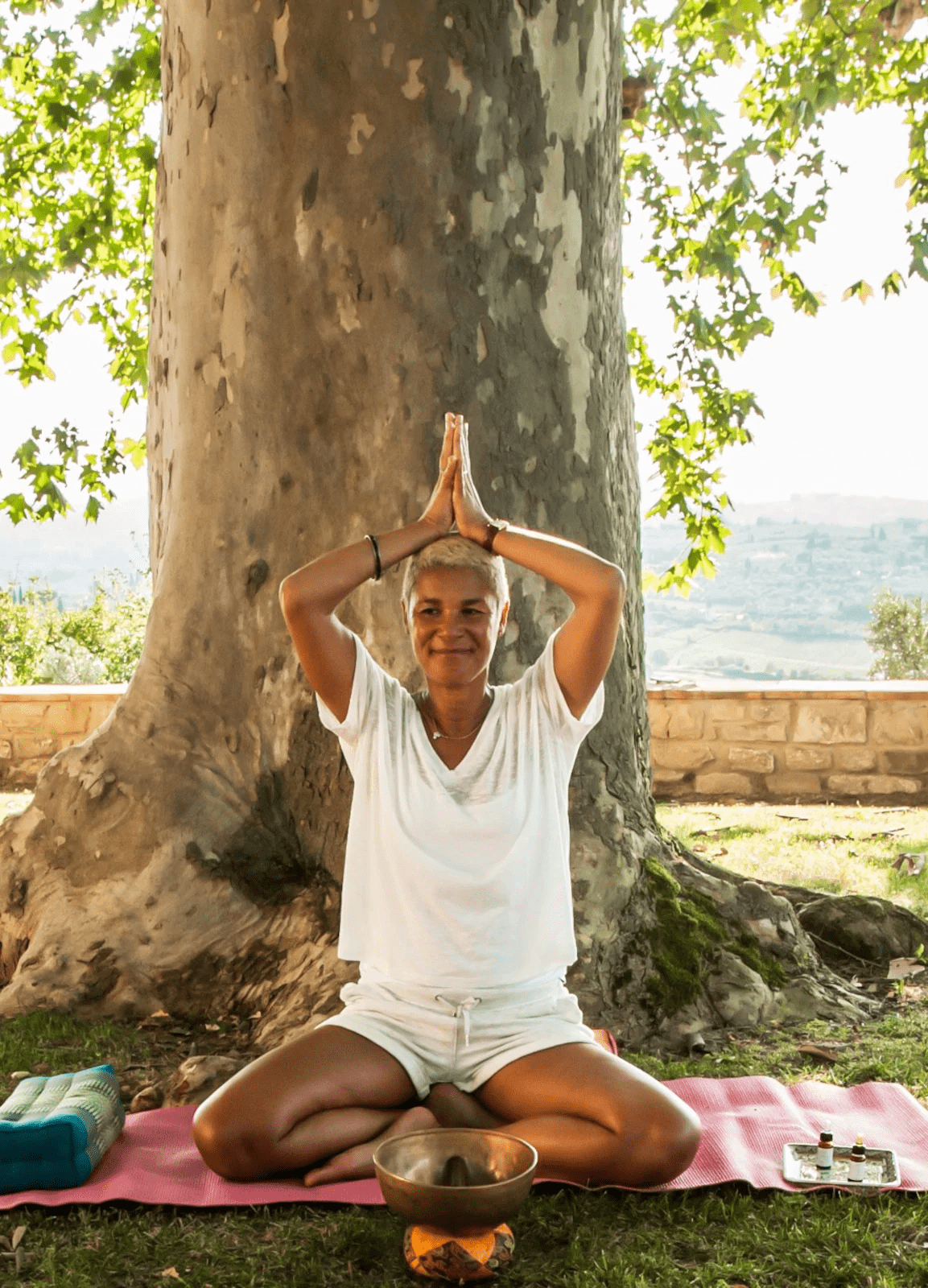 online yoga slow life experience