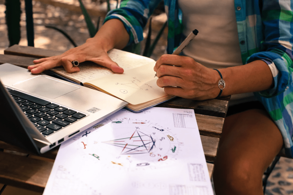 personal astrology workshop online