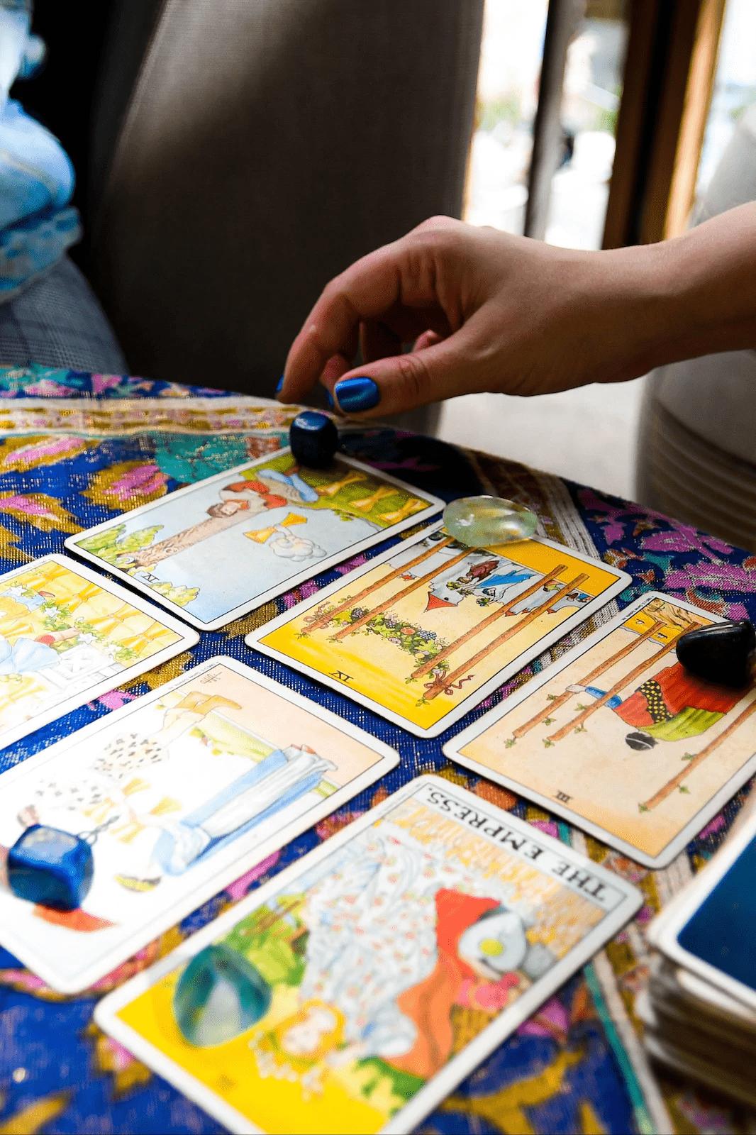 tarot reading cultural activity