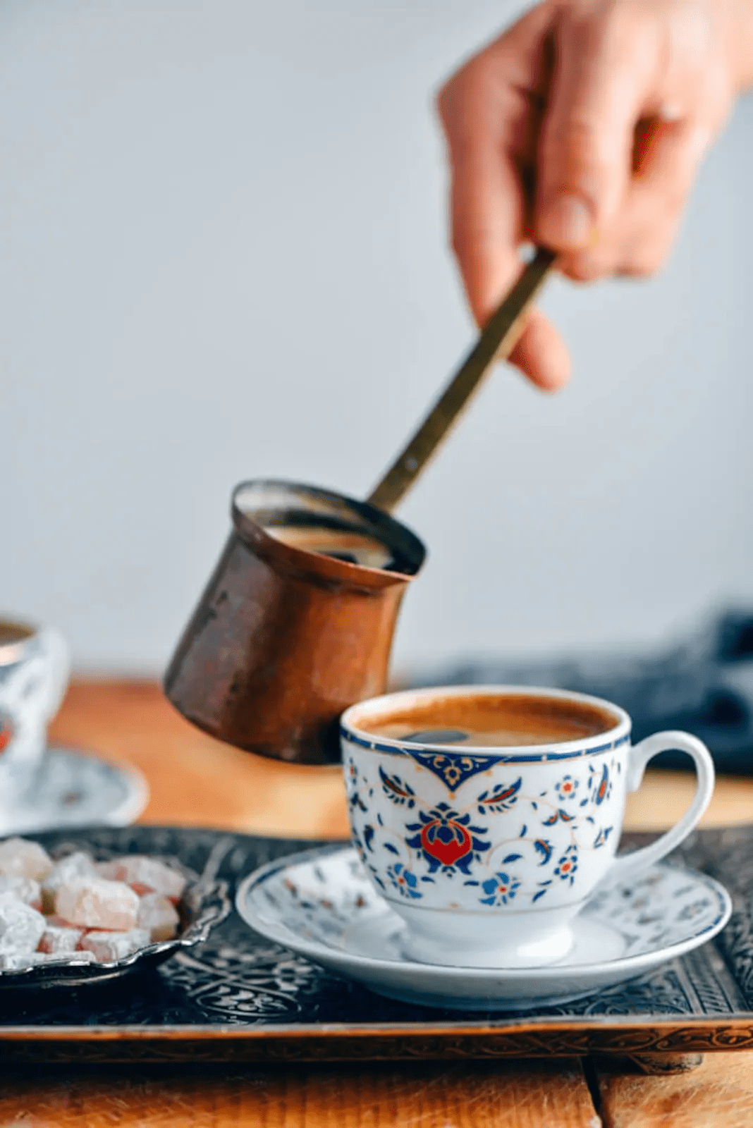 turkish coffee reading online experience