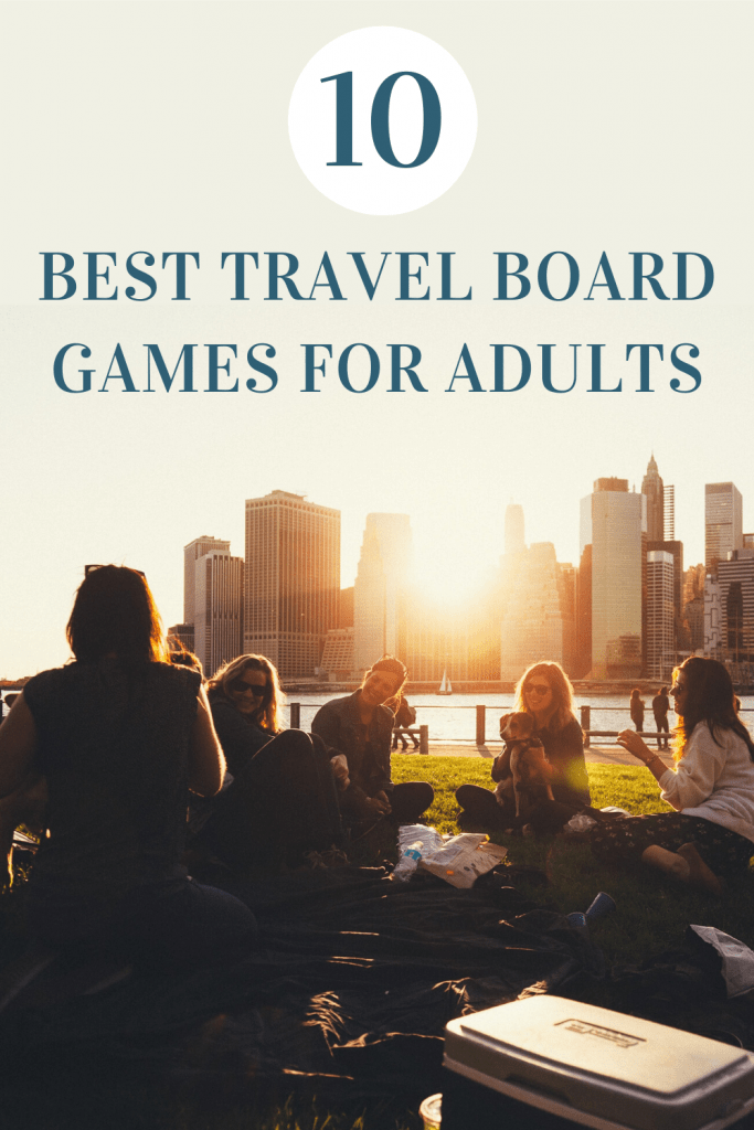10 best travel board games for adults