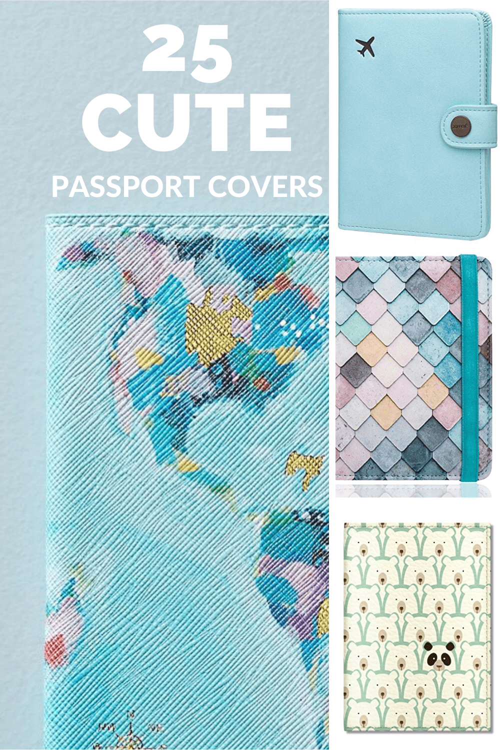 cute passport holders for travelers